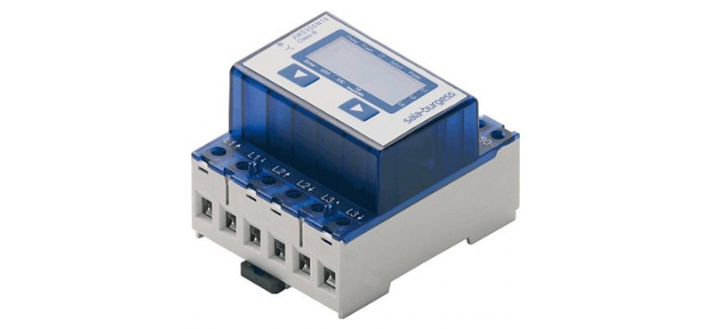 Electrical energy meters small, robust, reliable